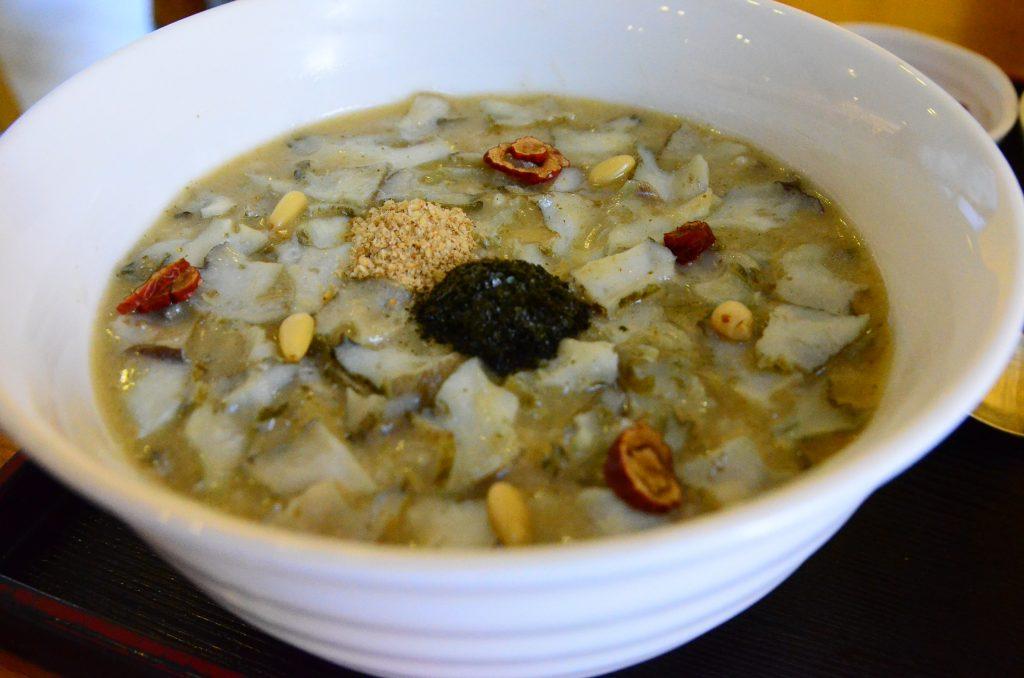 Congee House(コンジハウス)のアワビ粥